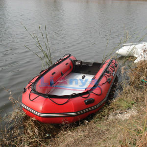 Liya Cheap PVC Inflatable Boats China Rubber Motor Boat pictures & photos