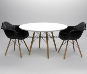 China Dining Table Kitchen White Square Coffee Table Modern