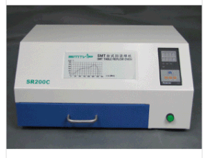 Desktop Lead Free Reflow Oven Sr200 pictures & photos