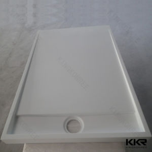 Artificial Stone Square Bathroom Shower Base pictures & photos