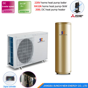 Heating Room 10kw/15kw/20kw /25kw Heat Pumps Online Auto Running pictures & photos