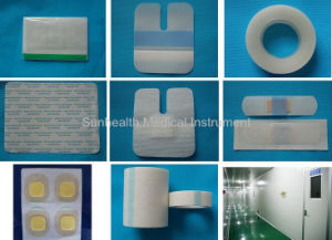 Adhesive Wound Dressing/Non-Woven Wound Dressing