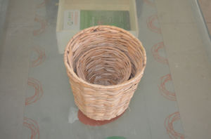 Water Hyacinth Basket DSC-0193