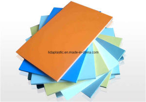 Colored Polyvinyl Chloride (PVC) Sheet pictures & photos