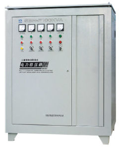 DBW. SBW Series Single/Three-Phase Full-Automatic Compensated Voltage Stabilizer pictures & photos