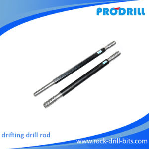 R25 R32 T38 Drifting and Extension Drill Rod for Tunneling pictures & photos