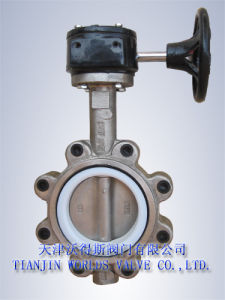B148 Lugged Type Butterfly Valve (D7L1X-10/16)