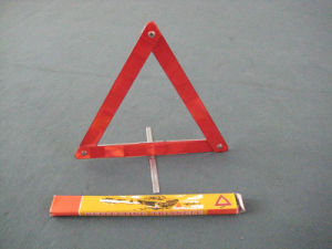 Cheapest Reflective Roadway Warning Triangle (WT-07)