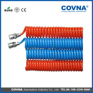 Pneumatic PU Tube Clw Series Coil Tube