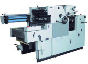 Two-Color Offset Press Machine with Np System (AC47II-SNP) pictures & photos