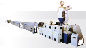 Silicon-Core HDPE Pipe Production Line