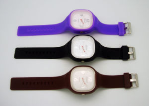 Anion Silicone Watch (A-SW06)