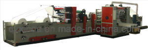 V-Folding Agglutination Kitchen Towel Paper Machine (CIL-AS-288B) pictures & photos
