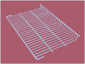 Refrigerator Wire Shelf PVC/PE Coating (31024689)