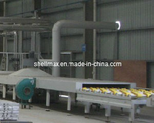 Cooling System for Artificial Quartz Stone Production Line pictures & photos