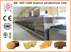 Kh Ce Approved Automatic Biscuit Making Machine Price pictures & photos