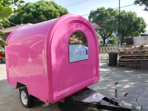 Mobile Coffee Trailer for Australia Sale pictures & photos