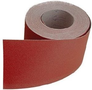 115mm X 25m Hook & Loop Sandpaper Roll P80 pictures & photos