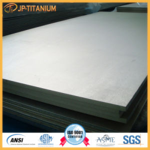Gr9 Titanium Plate (Ti-3Al-2.5V) , High Quality Titanium Sheet, Titanium Alloy Plate pictures & photos