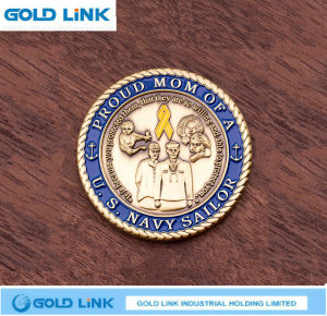 Navy Army Challenge Coin Souvenir Metal Crafts Metal Coin pictures & photos