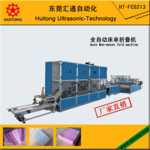 Automatic Bed Sheet Non Woven Folding Machine
