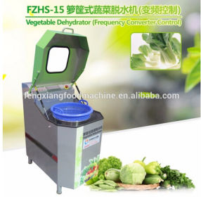 Fzhs-15 Commercial Centrifugal Vegetable Drying Machine, Lettuce, Cabbage Dehydrator