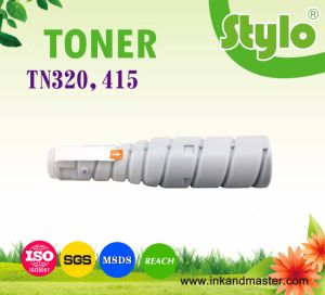 Laser Copier Toner Cartridge Tn415 for Konica Minolta pictures & photos