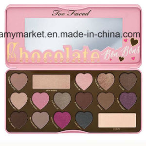 Too Faced Chocolate Heart Shape 16 Color Eye Shadow Palettes pictures & photos