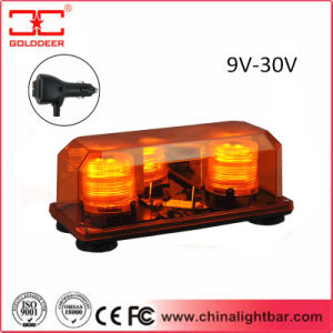 9-30V Amber Strobe Light Mini Lightbar (TBD02456-2B) pictures & photos
