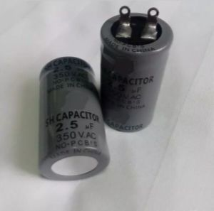 Starting Ceiling Fan Capacitor 350V 2.5UF pictures & photos