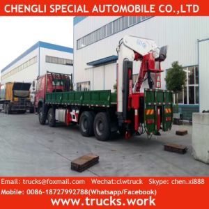 Hydraulic Lifting Equipment 150ton Heavy Duty Truck Mounted Crane pictures & photos