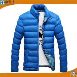 Wholesale Winter Bomber Jacket Fashion Padded Jacket for Man pictures & photos