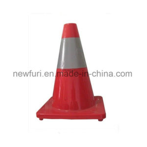 "18"" PVC Traffic Cone for Road Safety pictures & photos"
