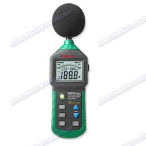 3 in 1 Sound Level Meter with Software Ms6702 pictures & photos
