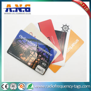 Cmyk Printing Proximity RFID MIFARE Classic Contactless Smart Card pictures & photos