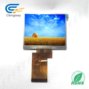 "3.5"" 240 CD/M2 TFT Type HDMI LCD Monitor with Rtp for for Smart Home pictures & photos"
