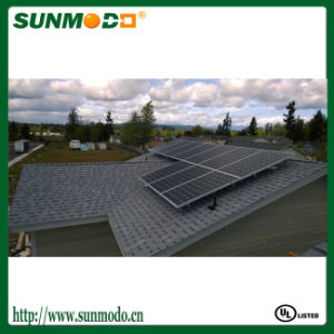 New Design Anodized Aluminum Solar Panel Installation