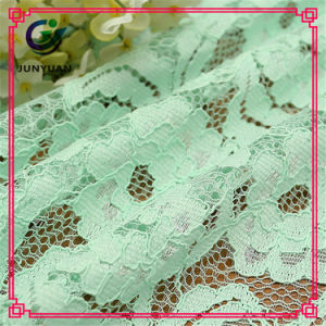 African Embroidery Colorful Lace Fabric pictures & photos