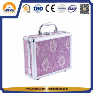 Jewelry Cosmetic Box with Mirror (HB-2046) pictures & photos