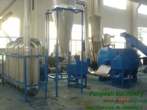 Advanced Technology Agriculture PE/ PP Film Recycling Washing Machinery pictures & photos