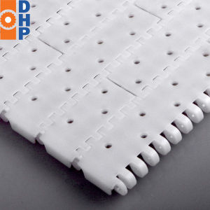 H900 Perforated Flat Top Round Holes Modular Conveyor Belt pictures & photos