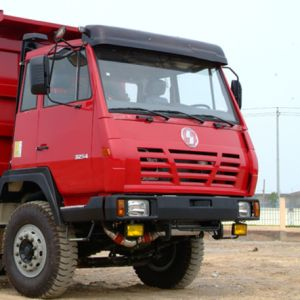 Shacman S2000 4X2 Dump Truck Wei Chai Engine 270HP pictures & photos