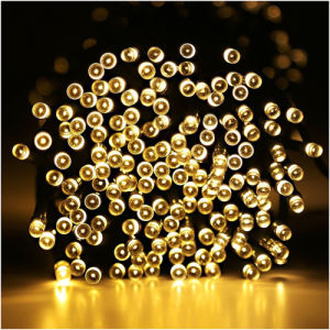 100pcs LED solar string light with touch control