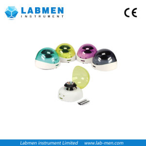 Mc1008 Mini Centrifuge with Four Lid Colors pictures & photos