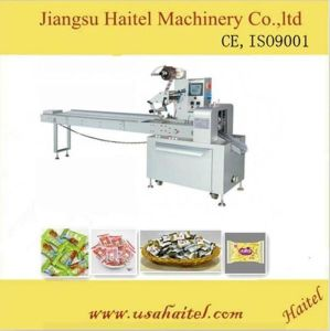 Multi-Function Pillow Packing Machine for Packing Bread, Candy, Biscuit