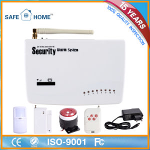 Smart Hot Multifunction Support Cms Burglar GSM Alarm System