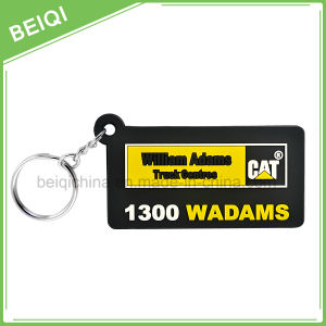Promotional Cheap3d/2D Soft PVC Key Chain with Custom Logo pictures & photos