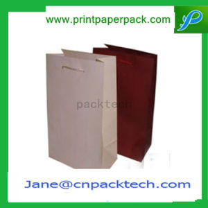 OEM Paper Bags Gift Bag Carrier Kraft Paper Bag pictures & photos