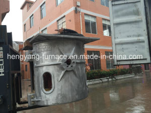 Aluminum Scrap Melting Furnace pictures & photos