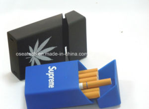 Custom Logo Silicone Cigarette Case pictures & photos